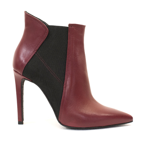 art1709 Pelle Bordeaux
